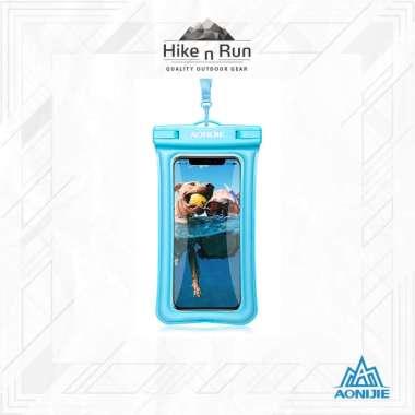 harga Waterproof Handphone Case Aonijie E4104 Casing anti air Semua Ukuran Biru Blibli.com