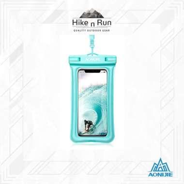 harga Waterproof Handphone Case Aonijie E4104 Casing anti air Semua Ukuran Hijau Blibli.com