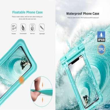 harga Waterproof Handphone Case Aonijie E4104 Casing anti air Semua Ukuran Putih Blibli.com