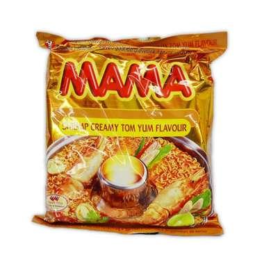 harga Mama Noodles Shrimp Creamy Tom Yum 90 Gr Blibli.com