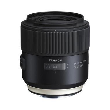 Tamron SP 85mm f/1.8 Di VC USD Lensa Kamera for Canon EF