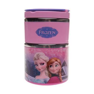harga Unico XY6233 S Frozen Rantang - Pink [2 Susun] Blibli.com