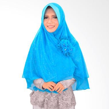Atteenahijab Khimar Zara - Turquoise