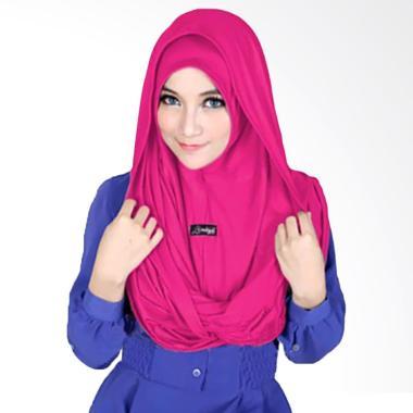 Kus Group Sosor Twist Hijab - Fanta