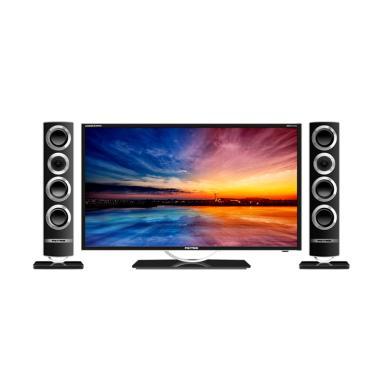 POLYTRON Cinemax PLD 32T1506 LED TV - Speaker + Bluetooth