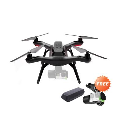 3DR SOLO The Smart Drone + Gimbal + Extra Battery