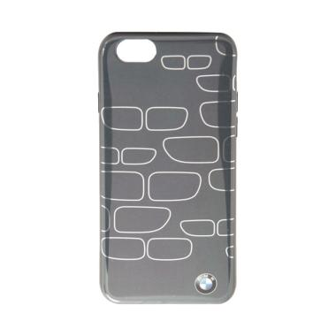 BMW Kidney TPU Casing for iPhone 6 Plus - Gray