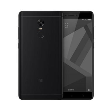 Xiaomi Redmi Note 4X Smartphone - Black [3GB/32GB/Snapdragon ]