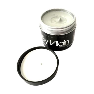 TERMURAH..!!! By Vilain Hair Pomade – Silver Fox