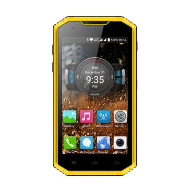 Ken Mobile W7 Pro Smartphone - Yellow [16GB/RAM 2GB]