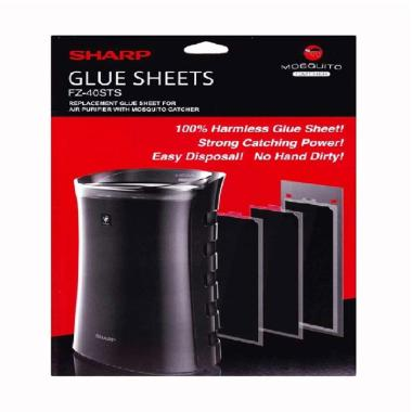 harga SHARP FZ-40STS Glue Sheet for Sharp FP-FM40Y-B &  FP-GM30Y-B Air Purifier Blibli.com
