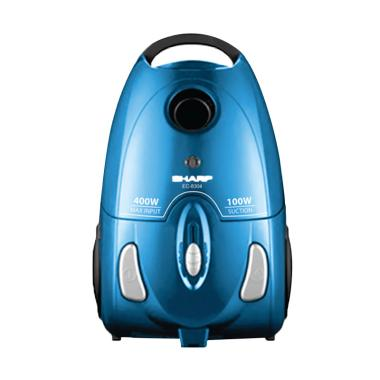 Sharp EC-8305-B Vacuum Cleaner - Biru [Low Wattage]