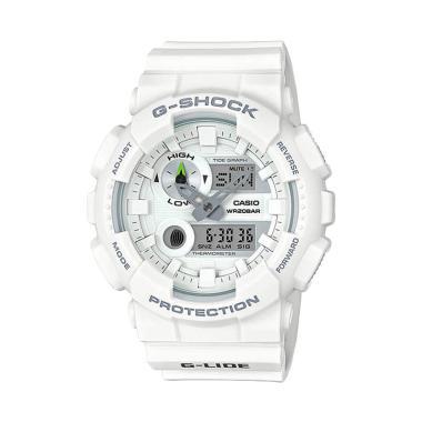 Casio G-SHOCK G-LIDE GAX-100A-7A Jam Tangan Pria - White