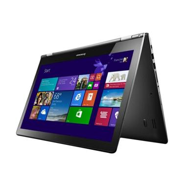 Jual Lenovo Yoga 300 TID Laptop 2 in 1 - Black [11.6