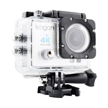 Kogan Action Camera - Putih [WiFi/ 4K UltraHD/ 16 MP]
