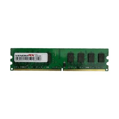 VenomRX Memory RAM Desktop 2GB DDR2-PC800