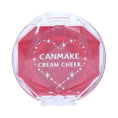 Canmake Tokyo Cream Cheek CL01 Blush On