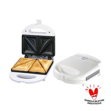 Miyako Tsk 258 Toaster Pemanggang Sandwich