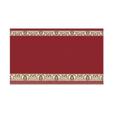 Vision 969000 Rajakhand Sajadah Roll - Merah [120 x 600 cm]