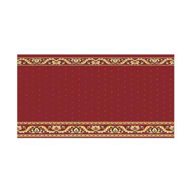 Vision 969001 Rajakhand Sajadah Roll - Merah [120 x 600 cm]