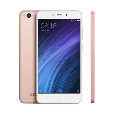 Xiaomi Redmi 4X Smartphone - Rose Gold [16 GB/2 GB]