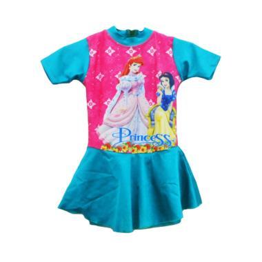 Nice Motif Princess Baju Rok Renang Anak - Tosca