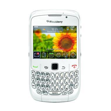 Blackberry Gemini 8520 Smartphone - Putih