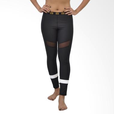 R7B Collection Allisya Training Legging Wanita - Black