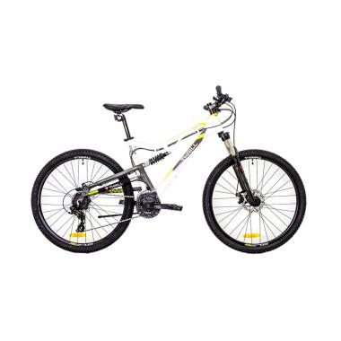 Thrill Oust 1.0 27.5X16.5AF Sepeda MTB - White Green