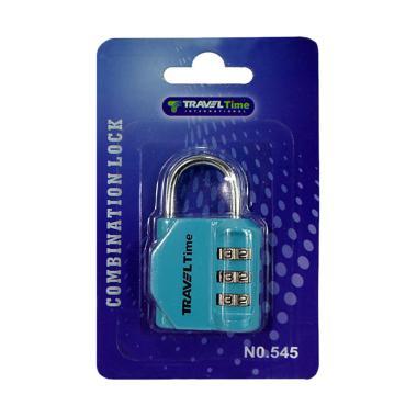 Traveltime 545 Combination Lock - Tosca