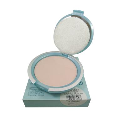 Wardah Everyday Compact Powder - Light Biege