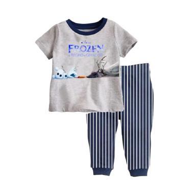 Jual Verina Baby Motif Frozen Pajamas Baju Tidur Anak