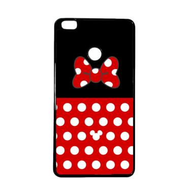 jual cococase minnie mouse bow g0098 casing for xiaomi mi