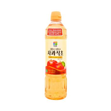Jual Daesang Apple Vinegar Import Korea Cuka Apel [500 mL] Online - Harga & Kualitas