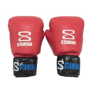 Jual Stamina Ultimate Boxing Gloves Sarung Tinju