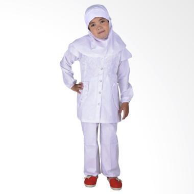 Jual Catenzo Junior Aliyah Che 014 Baju Muslim Anak
