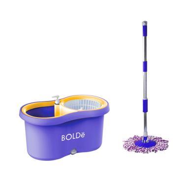 Jual Bolde M-169X Plus Super MOP Alat Kebersihan - Ungu Violet Online - Harga & Kualitas Terjamin | Blibli.com