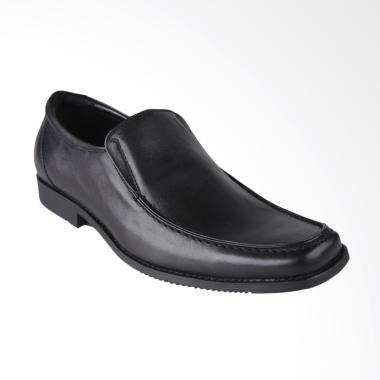 Jual Hush Puppies Sinos Slip On Sepatu Pria - Black