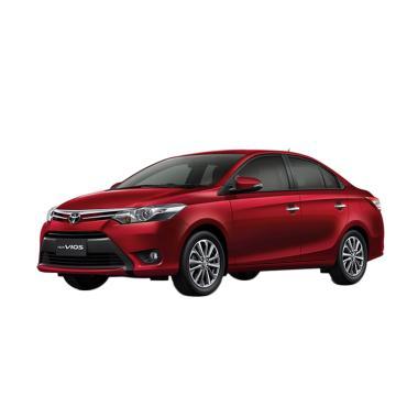Jual Toyota New Vios 1 5 G Mobil Red Mica Metallic Uang