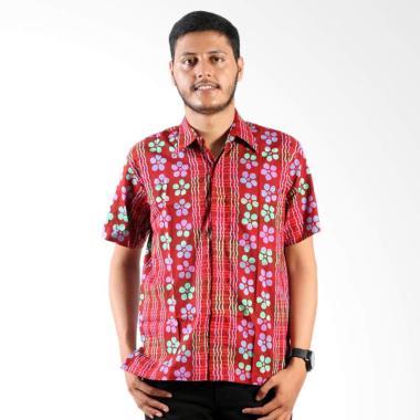 Jual Daily Deals Batik Nulaba Batik Cap Pagar Bunga