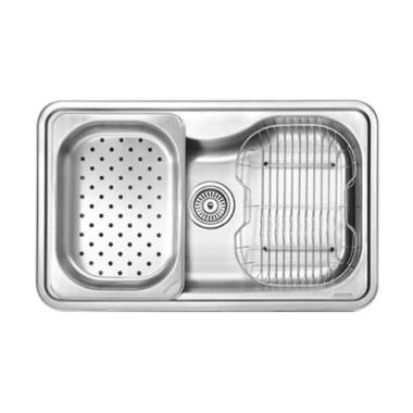 Jual Modena Ks 5100 Stainless Steel Kitchen Sink Tempat