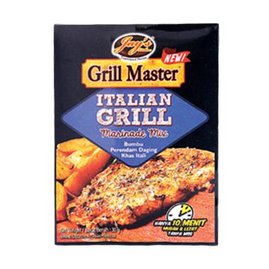 Jual Jay 39 S Kitchen Grillmaster Italian Grill Bumbu Peredam Daging Khas Italia Online Harga