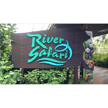 Jual Travel Point Tour Bandung River Safari Singapore E