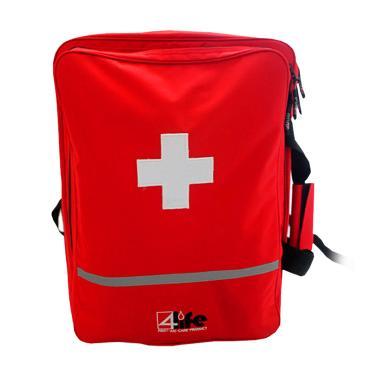 4Life First Aid Backmed Kit Peralatan Medis