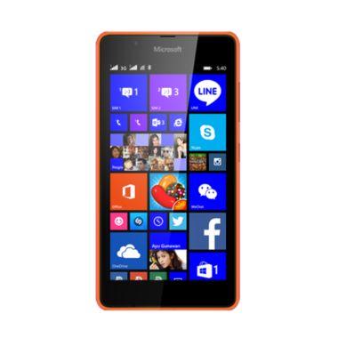 Lumia Microsoft 540 Orange Smartphone [Dual SIM]