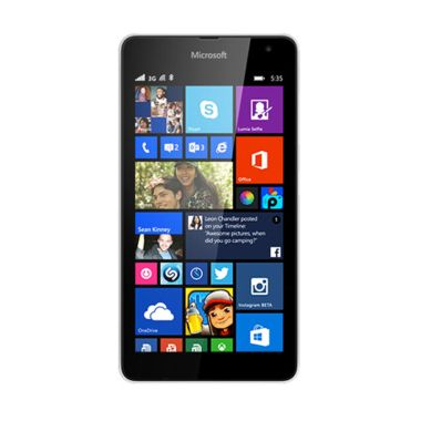 Nokia Lumia 535 White Smartphone    ...