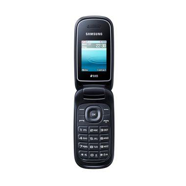 Samsung Caramel 1272 Black Handphone