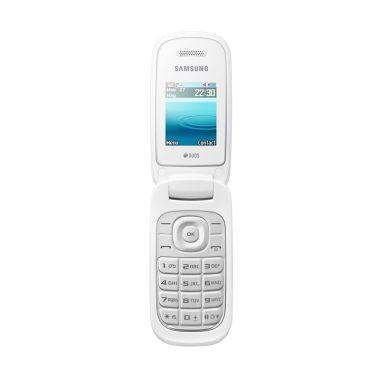 Samsung Caramel 1272 White Handphone