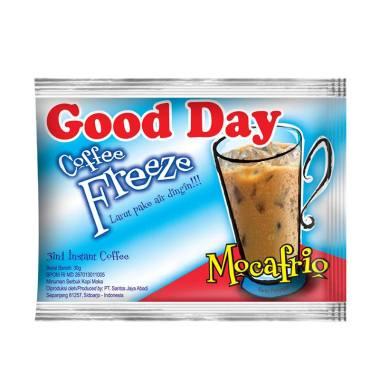 Jual Good Day Kopi Freeze Mocafrio Bag (10 Sachet@30 Gram