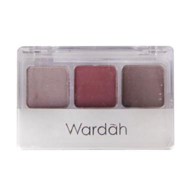 Jual Wardah Eye Shadow - B series Online - Harga
